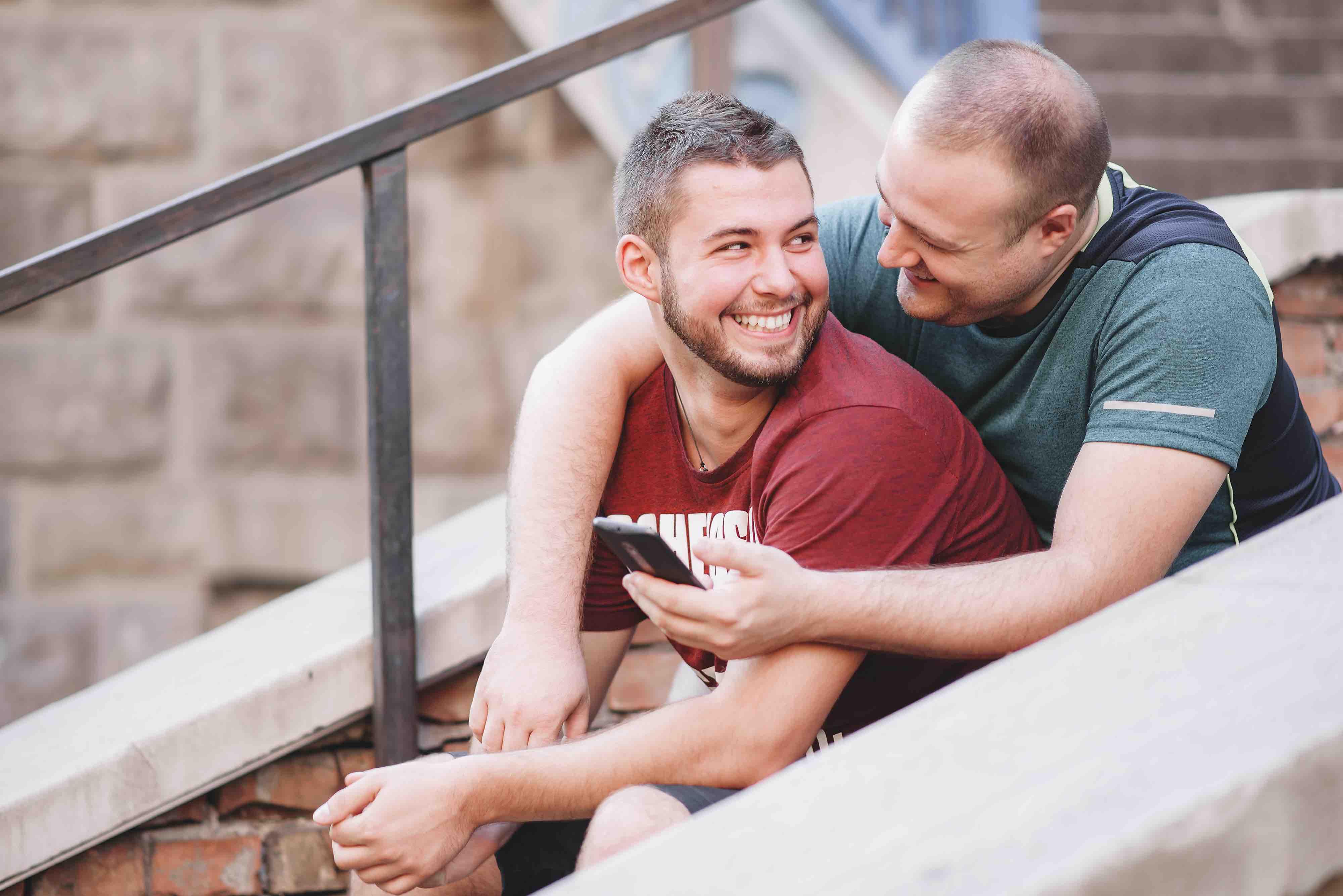 amici dopo incontri gay