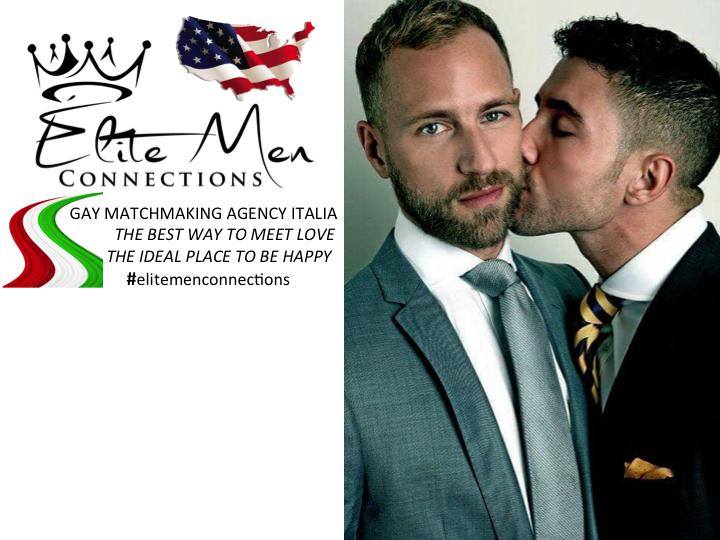 Coppia Gay agenzia matrimoniale