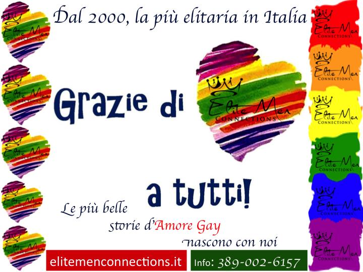 Agenzia Matrimoniale Gay Bergamo Relazione