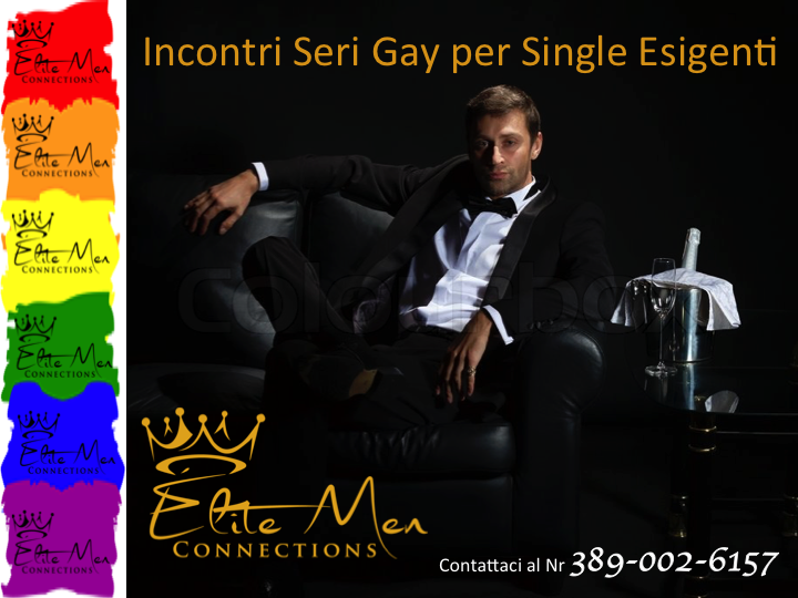 Gay Maturi, Incontri seri gay