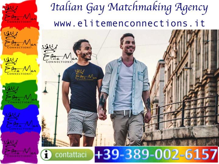 Agenzia Matrimoniale Gay e di Incontri Seri Firenze -Toscana