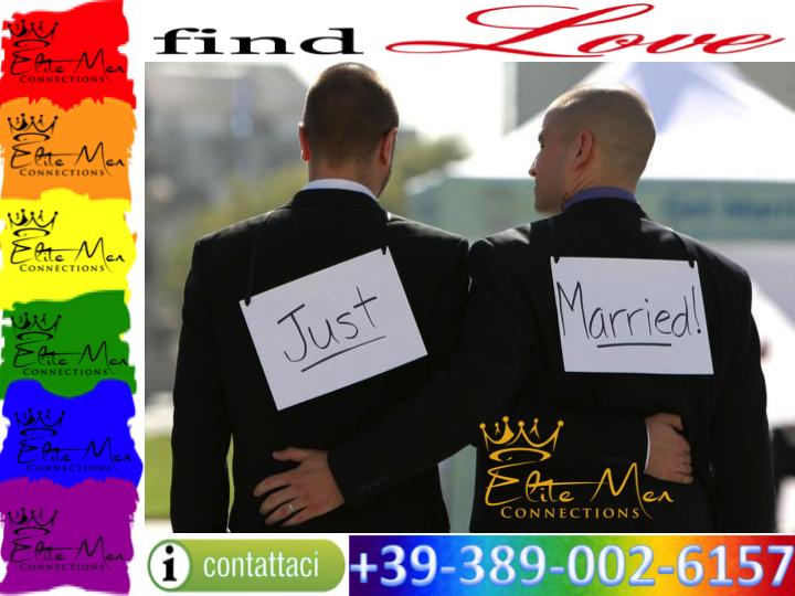 Agenzia Matrimoniale per incontri gay