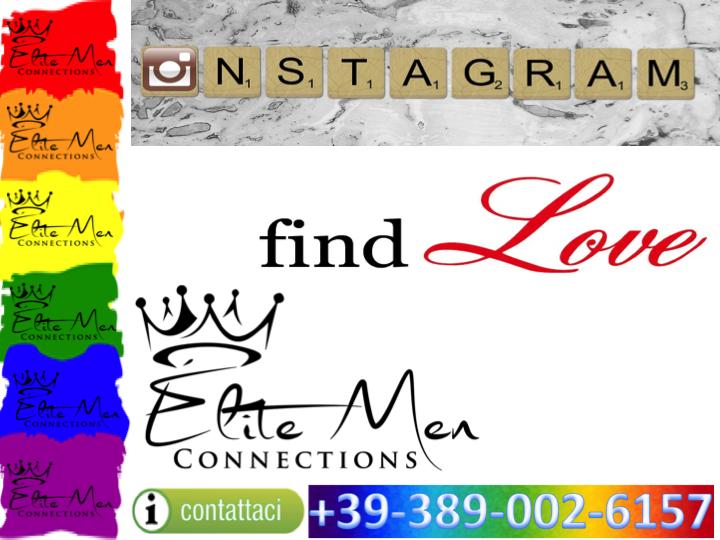 Come trovare ragazzi gay su Instagram