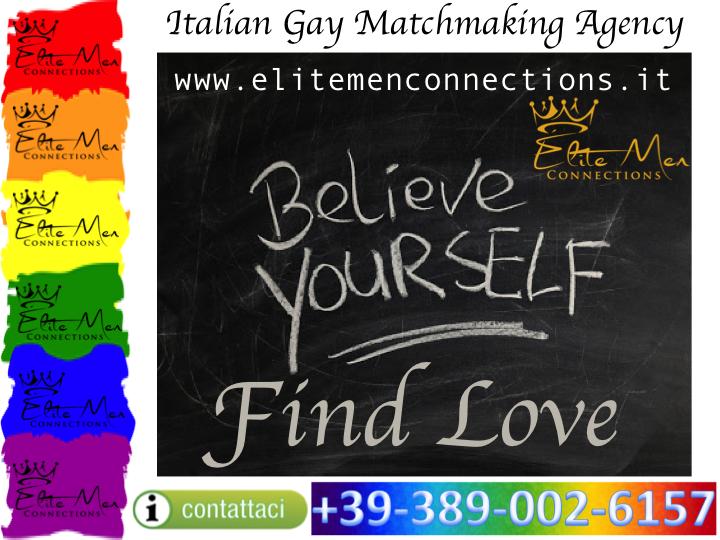Voglio un compagno gay - Come trovarlo - Tecniche di seduzione
