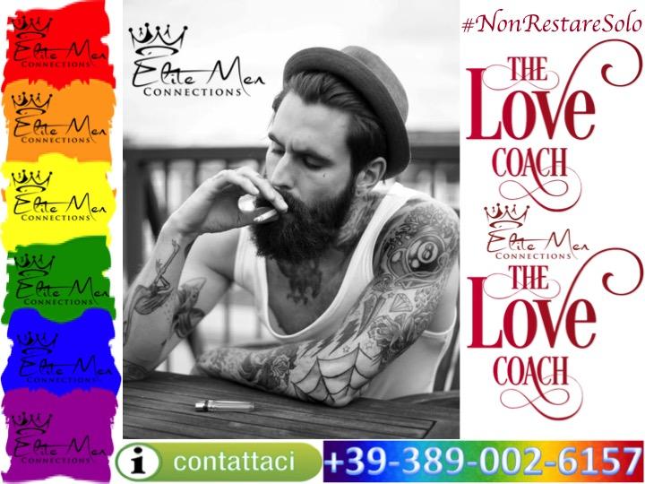 Agenzia per gay solitari, Gay Love Coach Italia, Milano, Roma