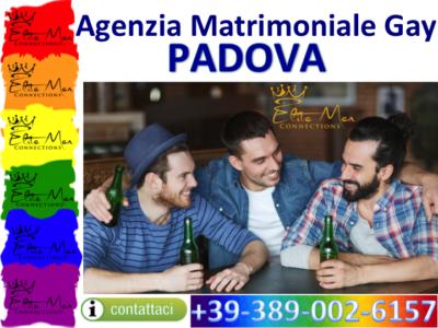 PADOVA - Agenzia Matrimoniale GAY, Relazione StabileIncontri Seri
