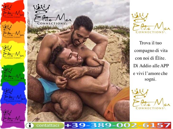 Vacanze per gay single, vacanza coppia gay in spiaggia