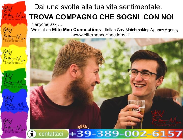 Come incontrare un uomo gay di nuovo dopo il primo appuntamento.